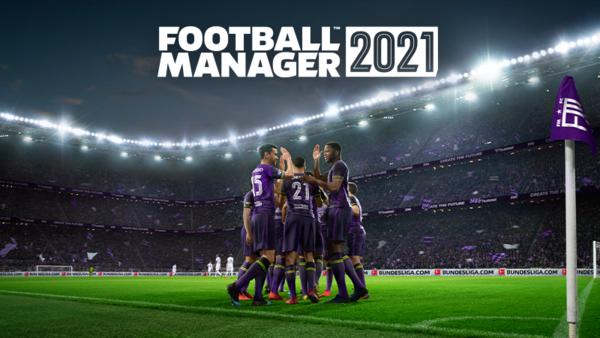 世嘉公布《足球经理2021》 将于11月24日推出