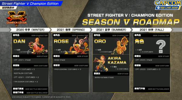 《街霸5》新角色DAN演示 加入新角色战斗系统