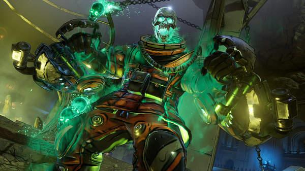 """《无主之地3》再次举办年度""""疯狂收获节""""活动"""