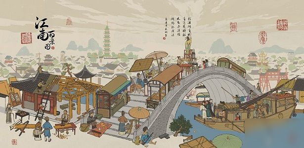《江南百景图》杭州府新景上线时间预告详解