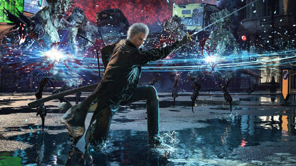 《鬼泣5:特别版》实体版发售日公布 12月1日上线