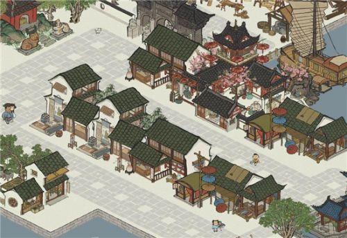江南百景图文化商栈怎么升级 文化商栈升级方法