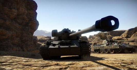 战争雷霆M26E1超级潘兴使用攻略