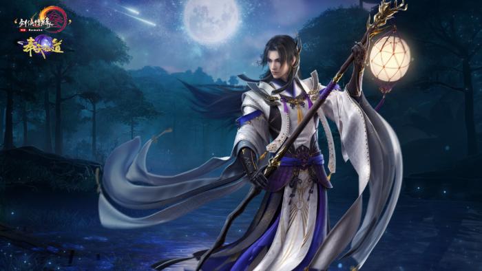 西山居携《剑网3》《剑网3:指尖江湖》角逐2020 CGDA