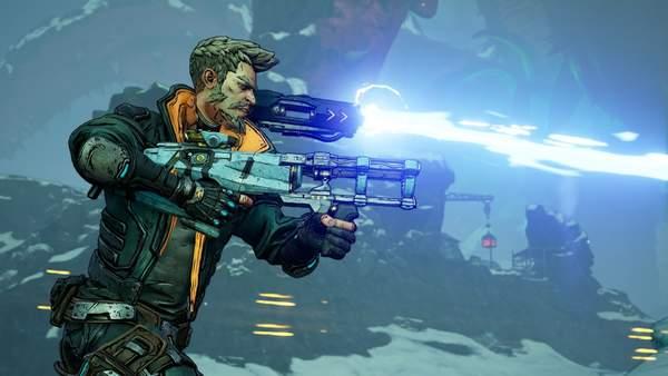《无主之地3》加强版DLC莫泽与赞恩全新技能树揭