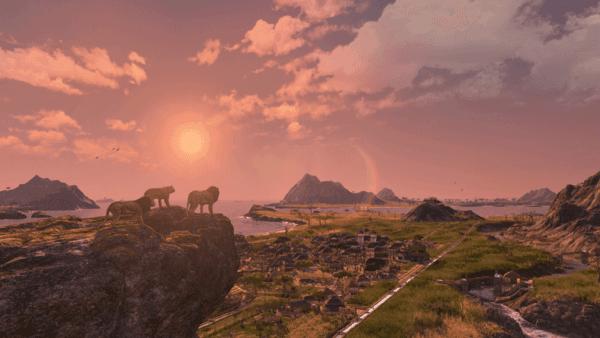 """《纪元1800》最新DLC""""群狮之地""""宣传视频公布"""