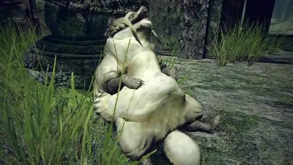 《怪物猎人:崛起》环境生物演示 动物可成携带