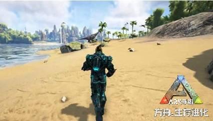 《方舟:生存进化》概率获得泰克盾反射子弹攻