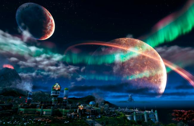 """《天外世界》评测:""""嘴炮""""大师冷暖自知的星际之旅"""