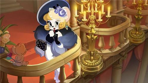 《猫和老鼠》少女的杀伤力,图多盖洛全新武器魅力甲油登场