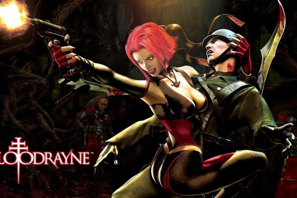 经典作品《吸血莱恩》增强版发售 原版玩家免费领