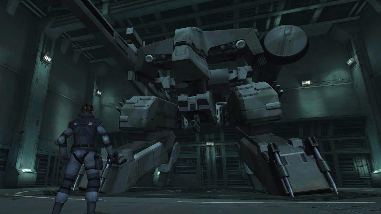传言称Bluepoint Games即将重制初代《合金装备》