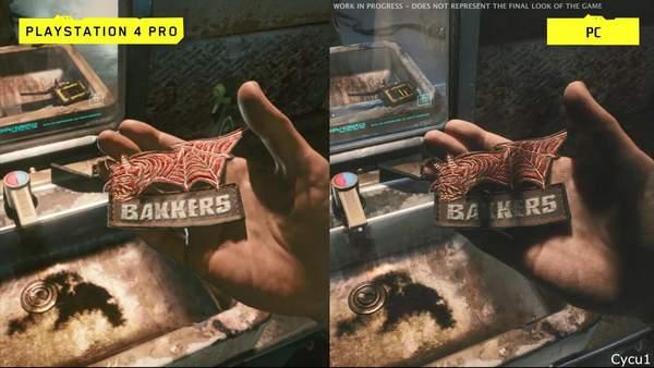《赛博朋克2077》PC/PS4演示对比 PC更丝滑柔顺
