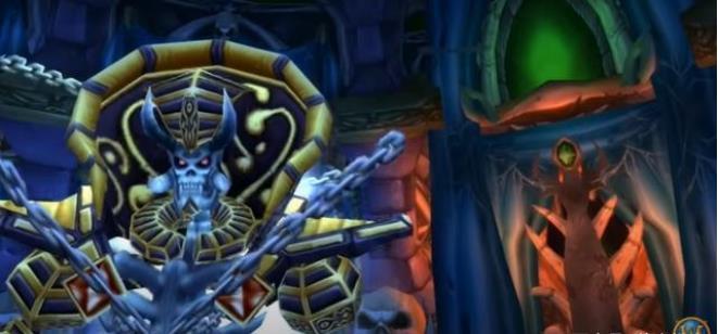 魔兽世界怀旧服:东瘟疫之地的浮空城介绍