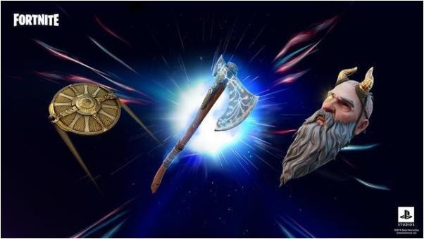 《堡垒之夜》×《战神》联动正式公布