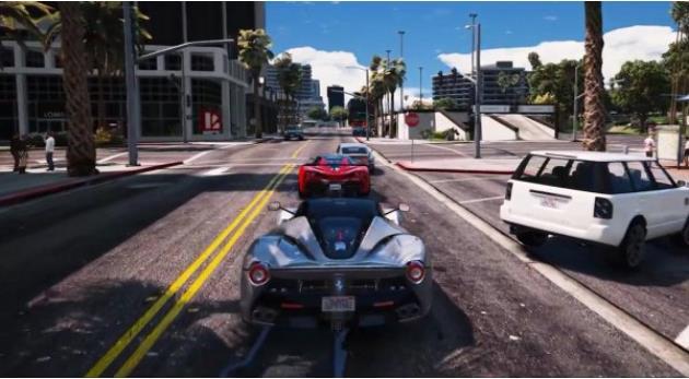 《GTA5》赛车比赛路线选择心得