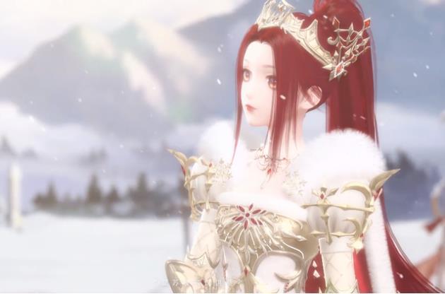 闪耀暖暖:风语之剑被玩家玩出花?苏暖暖在线砍人姿势让人无法直视!