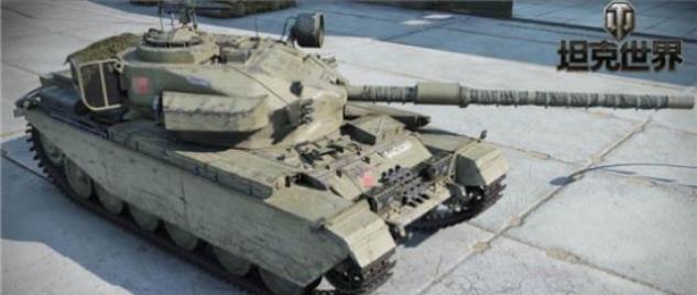 进化吧铁甲暴龙!坦克世界中坦的华丽反击