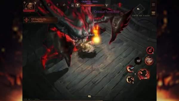 《暗黑破坏神:不朽》IGN试玩报告 值得期待的游戏