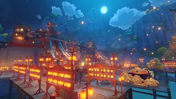 《原神》1.3版明霄升海平介绍 海灯节活动将开启