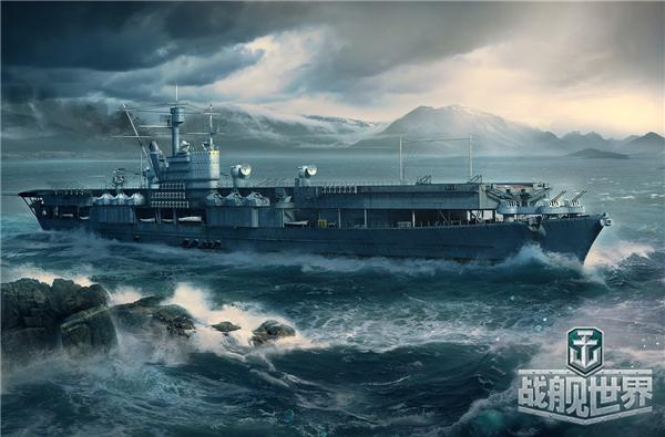 雄鹰集结奏响新乐章《战舰世界》D系航母舰队来