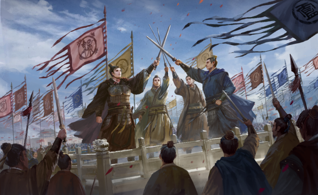 《率土之滨》全新赛季族阀崛兴今日开启,世族割据争雄十三州