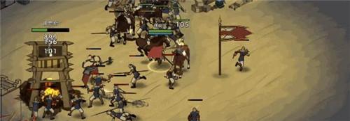 《部落与弯刀》新版本重做攻城战 带小姨子上炮