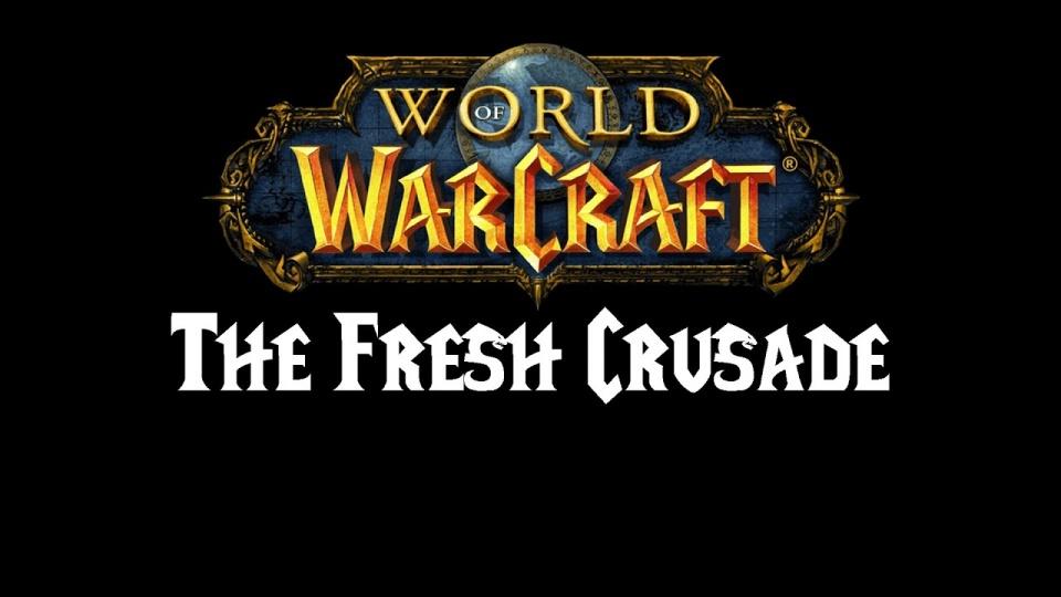 魔兽世界外服怀旧玩家发起新鲜运动:集体入驻