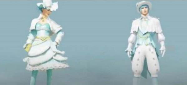 和平精英玫瑰恋情套装上线方式介绍
