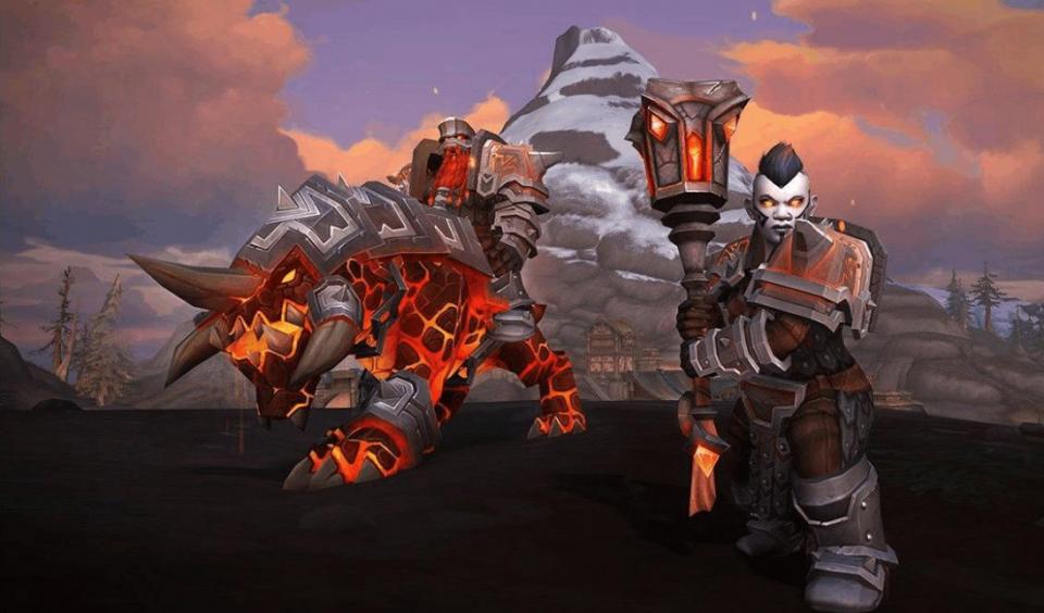 魔兽世界:玩家按剧情猜测,下个版本会出现大