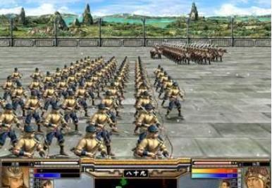 网游三国群英传7里的这些兵种,助你练成神剑禁卫