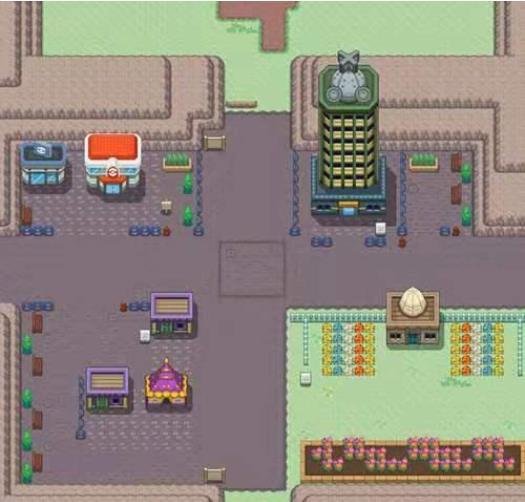 口袋妖怪:你不知道的事件,都市传说系列,紫苑镇的小赤!