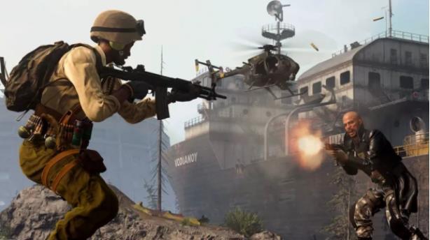 《使命召唤:战区》僵尸正在移动 地点由沉船变为监狱