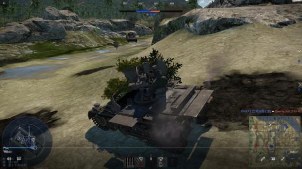 战争雷霆:老玩家的快乐车,如何玩好防空车?