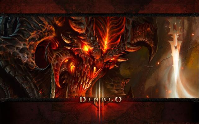 18年前被迫取消开发的原版《暗黑破坏神3》珍贵画面曝光