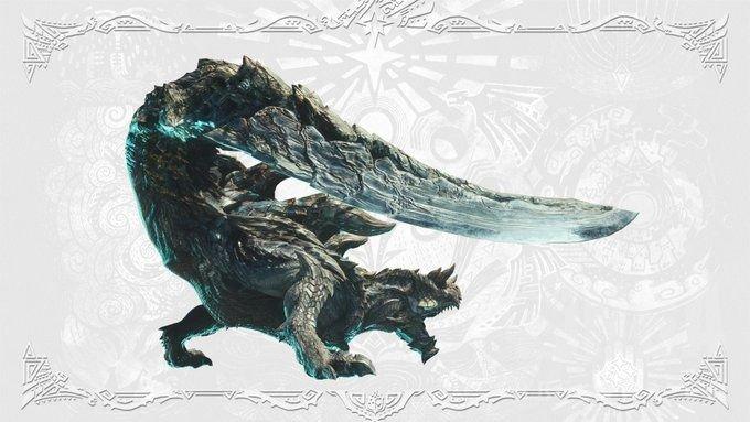怪物猎人世界 冰原:斩龙亚种确认-酸斩龙及更多情报一览