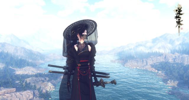 《逆水寒》联动流星蝴蝶剑送时装,玩家从中发