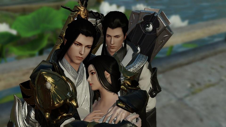 这四款武侠手机游戏堪称精品,其中楚留香和汉家江湖上榜!