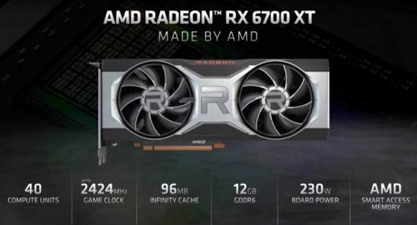 AMD RX 6700XT挖矿性能曝光:大退步了