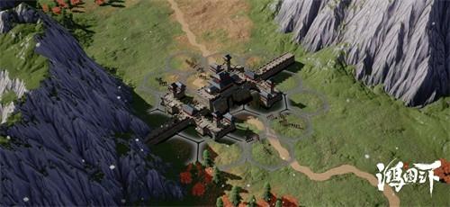 UE4引擎打造全立体战场《鸿图之下》展现烽火连天真三国