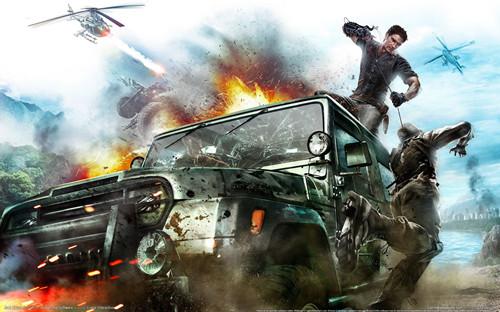 《正当防卫3》推出新补丁 退游戏终于不会崩溃了