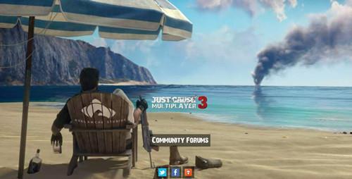 《正当防卫3》多人模式将袭 GTA5多人Mod团队打造