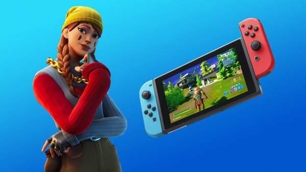 《堡壘之夜》Switch版畫面提升 游戲容量縮減
