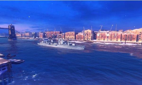 """战舰世界闪击战:O系T9""""弗里斯兰""""驱逐舰上线"""
