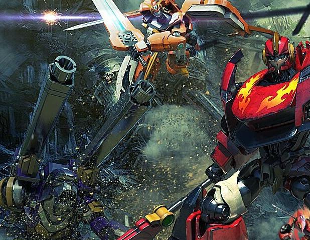 3D大型页游《机战王》 二次内测超炫之旅!