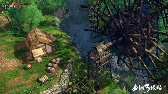 《劍網3緣起》重磅爆料 打造平行世界