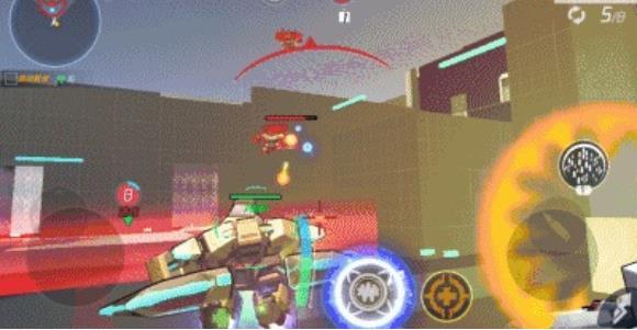 欧美人气射击大作《迷你英雄:超越无限》即将