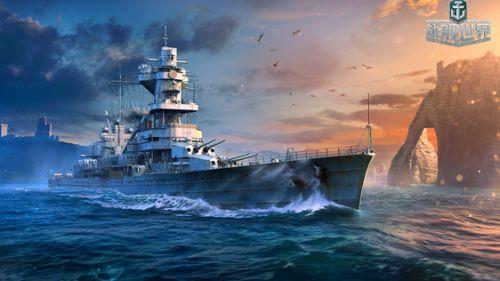 战舰世界闪电战手游日系最具潜力战舰攻略