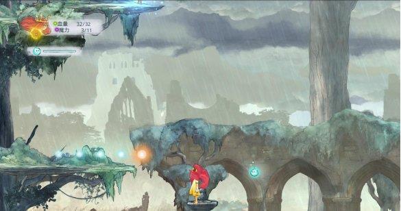 《光之子》第二关:光之女王流程攻略