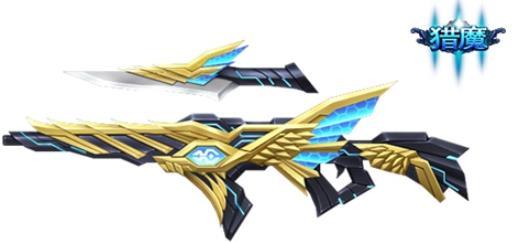《火线精英ol》五星猎魔幻影之鹰上线